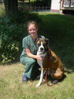 Allison Geyer – Senior Veterinary Technician